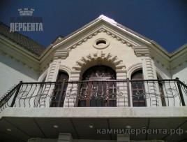 Другие фасады из ракушечника