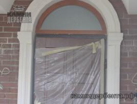Обрамление окон и дверей